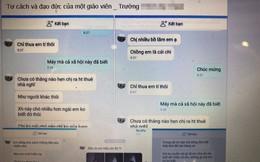 Đăng tin nhắn giữa chồng và nữ giáo viên, 1 phụ nữ tố bị cô giáo xông vào nhà hành hung