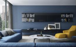 Tư vấn thiết kế nhà phố với 2 phòng ngủ đẹp ấn tượng và hiện đại không kém gì nhà trong phim