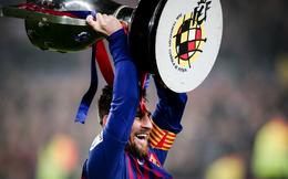 Đâu chỉ thay đổi lịch sử, mình Messi là đủ dìm Real Madrid vào kỷ nguyên tăm tối ở La Liga