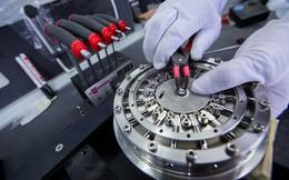 Clip: Quy trình sản xuất ra một chiếc két sắt chất lượng