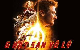 """Thu 1,2 tỷ đô la sau 3 ngày công chiếu, """"Avengers: Endgame"""" vẫn mắc nhiều """"sạn"""" cực phi lý"""