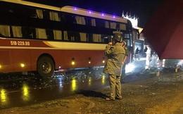 Thiếu tá quân đội chết thảm do va chạm với xe Thành Bưởi