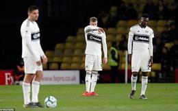 Viễn cảnh đáng sợ dành cho đội bóng tiêu tiền nhiều hơn Man United nhưng vẫn xuống hạng