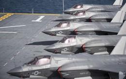"""Tàu chiến Mỹ đi qua Biển Đông, mang theo tiêm kích F-35B với số lượng """"lớn chưa từng thấy"""""""