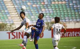 B.Bình Dương gỡ lại thể diện cho bóng đá Việt ở AFC Cup