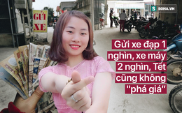 Nỗi lòng cô gái giữ xe cổng chợ: Khách mặc cả từ 2 xuống 1 nghìn và hàng loạt lý do để quỵt
