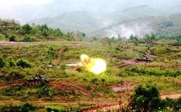"""Tình huống hy hữu trên đường xuất kích của xe tăng VN: Trúng mìn - Số """"đen"""" thì phải chịu!"""