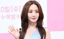 """""""Nữ hoàng dao kéo"""" Park Min Young đẹp ngất ngây, gây choáng khi diện váy xẻ tà khoe body siêu nuột tại sự kiện"""