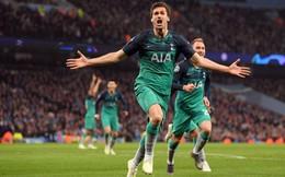 """""""Sát thủ"""" chuyên đóng vai phụ bất ngờ thành niềm hi vọng của Tottenham tại Champions League"""
