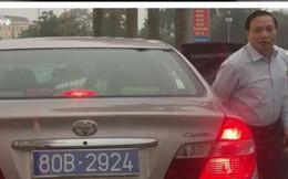 Vụ chủ tịch HĐND tỉnh Ninh Bình đi xe biển 80B: Rút kinh nghiệm do không nắm rõ quy định