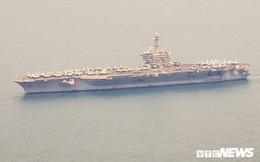 Sau chuyến thăm lịch sử tới Đà Nẵng, Mỹ đang cân nhắc cử tàu sân bay thứ hai đến Việt Nam