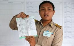 Kết quả không khớp, Thái Lan kiểm phiếu và bầu cử lại tại nhiều đơn vị bầu cử