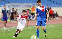 Vừa ghi bàn vào lưới Văm Lâm, giá trị 'Messi Lào' vượt qua Phan Văn Đức, Văn Toàn