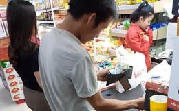 Người đàn ông mù chữ đi mua đồ cho vợ bầu và mẩu đối thoại đặc biệt trong siêu thị