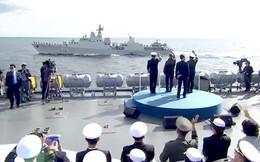 Tàu chiến hiện đại nhất HQ Việt Nam lập kỷ lục vượt 2 đại dương: Nga mừng 1, ta mừng 10
