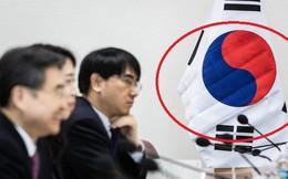 """Hàn Quốc """"gặp tai nạn"""" vì quốc kỳ, dư luận bùng phát làn sóng chỉ trích dữ dội"""