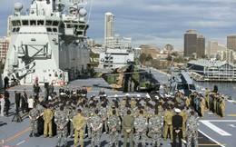 """Australia dệt vòng tròn khổng lồ ở Ấn Độ-Thái Bình Dương, chuyên gia TQ lo sợ liên quân Mỹ """"đóng khung"""" Bắc Kinh"""
