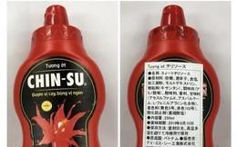 Masan: Khả năng 18.000 chai tương ớt Chin-su bị Nhật thu hồi là sản phẩm 'dành riêng cho thị trường Việt Nam'