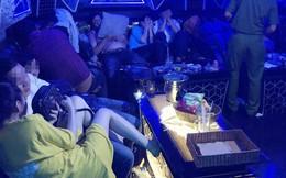 Phát hiện gần 100 nam thanh nữ tú dương tính với ma túy, khi ập vào kiểm tra quán karaoke