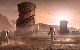 NASA khuyến khích ý tưởng dùng công nghệ in 3D tạo tiền đồn thám hiểm sao Hỏa