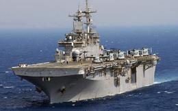 Tàu đổ bộ tấn công lớp Wasp mạnh như thế nào?