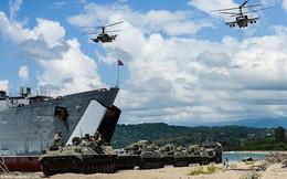 Giải mã các cuộc tập trận quân sự liên tiếp diễn ra ở Biển Đen