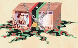 """Bất ngờ xuất hiện thông tin về kho báu của ông Gaddafi giữa lúc Libya đang """"nước sôi lửa bỏng"""""""