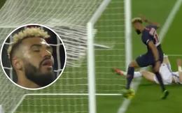 Lao vào tranh công đồng đội, tiền đạo PSG phá hỏng bàn thắng theo cách đầy ngớ ngẩn