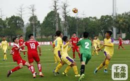 """Gục ngã trước """"đại gia"""" Nhật Bản, đàn em Quang Hải kết thúc giải đấu trong tiếc nuối"""