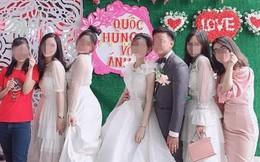 Những bức hình ở đám cưới gây bức xúc: Ai là cô dâu, ai chỉ là khách mời?