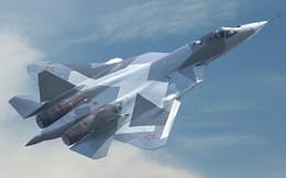 Tiêm kích Su-57 Nga lại bí mật bất ngờ tới Syria: Trung Đông rúng động, sững sờ