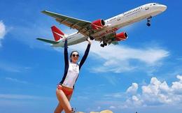 """Có thể bị tử hình nếu cố chụp ảnh """"chạm máy bay"""" tại bãi biển Thái Lan"""