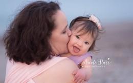 Phát hiện thai nhi trong bụng mắc hội chứng Down, người mẹ trẻ đã đưa ra quyết định táo bạo không tin nổi