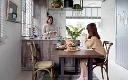 Căn hộ 36m² ẩn chứa cuộc sống lý tưởng như trong mơ với phong cách Scandinavian của hai cô gái trẻ