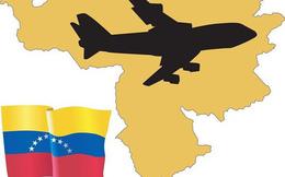 Mỹ cấm bay vào không phận Venezuela