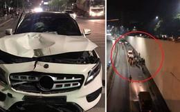 Nạn nhân bị tài xế Mercedes tông chết ở hầm Kim Liên là cô giáo dạy giỏi nhiều năm