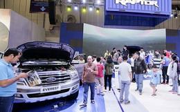 Xe nhập khẩu nguyên chiếc về Việt Nam tăng gấp 5 lần