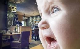 Khách để con la hét trong nhà hàng, chủ quán lập tức ra quy định cấm trẻ em dưới 7 tuổi và phản ứng bất ngờ của mọi người