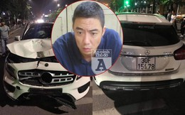 Phản ứng bất ngờ của tài xế Mercedes GLA gây tai nạn ở hầm Kim Liên khi biết 2 người chết
