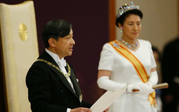 Nhật hoàng Naruhito chính thức kế vị, thề sẽ luôn suy nghĩ và hành động vì nhân dân