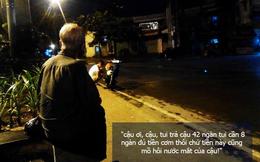 Người nhặt ve chai và 42 nghìn trong đêm mưa gió khiến chàng trai rưng rưng nước mắt
