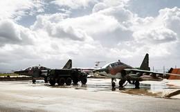 """Chiến sự Syria: Nga trút """"đòn thù"""" vào khủng bố khi căn cứ Hmeymim bị tên lửa tấn công"""
