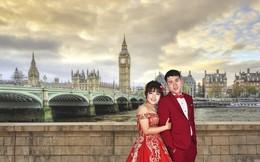 Nhờ dân mạng chỉnh giúp ảnh cưới vì không có điều kiện đi chụp, đôi vợ chồng trẻ nhận về cái kết ấm lòng