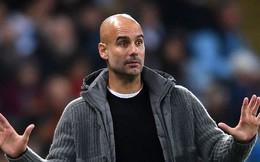 HLV Man City sợ mất chức vô địch Ngoại hạng Anh vào phút chót