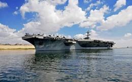 Iran cảnh báo có thể 'phá hủy hạm đội Mỹ chỉ bằng một quả tên lửa'