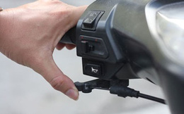 Mách bạn cách khởi động xe máy dễ dàng vào buổi sáng