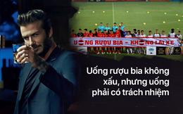 Quang Hải, Công Phượng, đừng bắt chước Beckham, Ronaldinho!