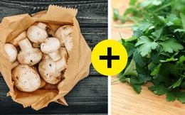 15 mẹo cực hay giữ cho trái cây và rau củ tươi lâu và không bị mất chất dinh dưỡng