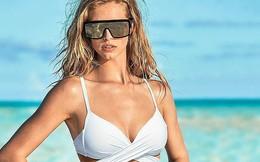 Bạn gái con trai 'Kẻ hủy diệt' Arnold Schwarzenegger gợi cảm với bikini