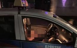 Bắt tạm giam kẻ cứa cổ nữ tài xế taxi trong đêm rồi tự đâm vào bụng tự tử